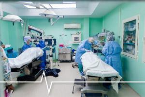 Medical Students Practicing Procedures