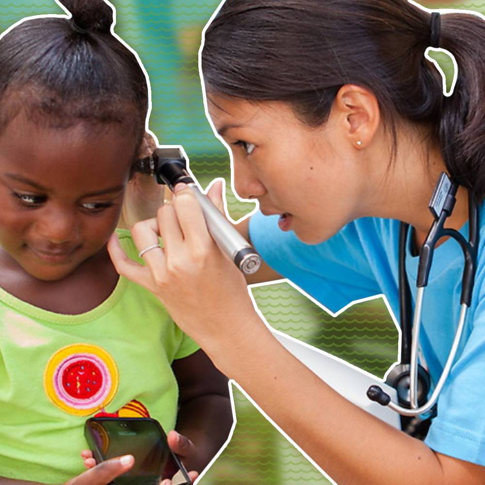Doctors Caring for Kids: A Day in the Life of a Pediatrician Square