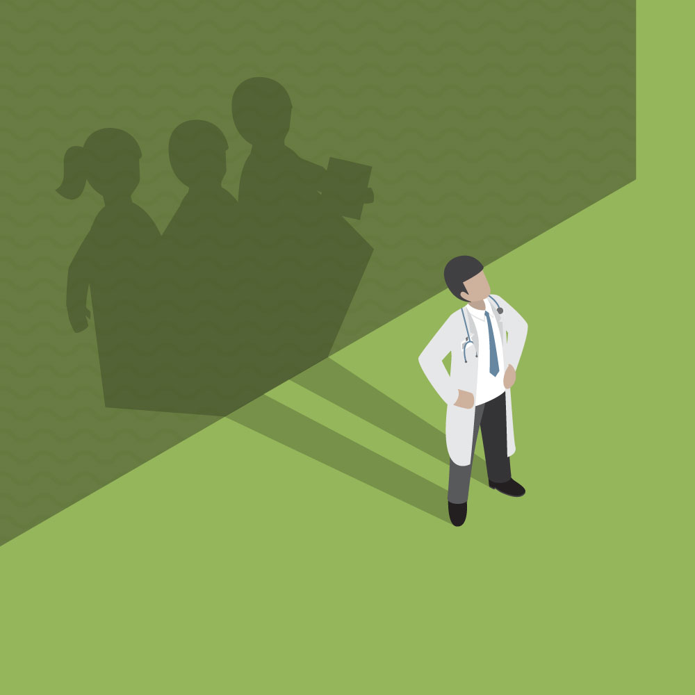 How to Shadow a Doctor as a Pre-Med Student Square