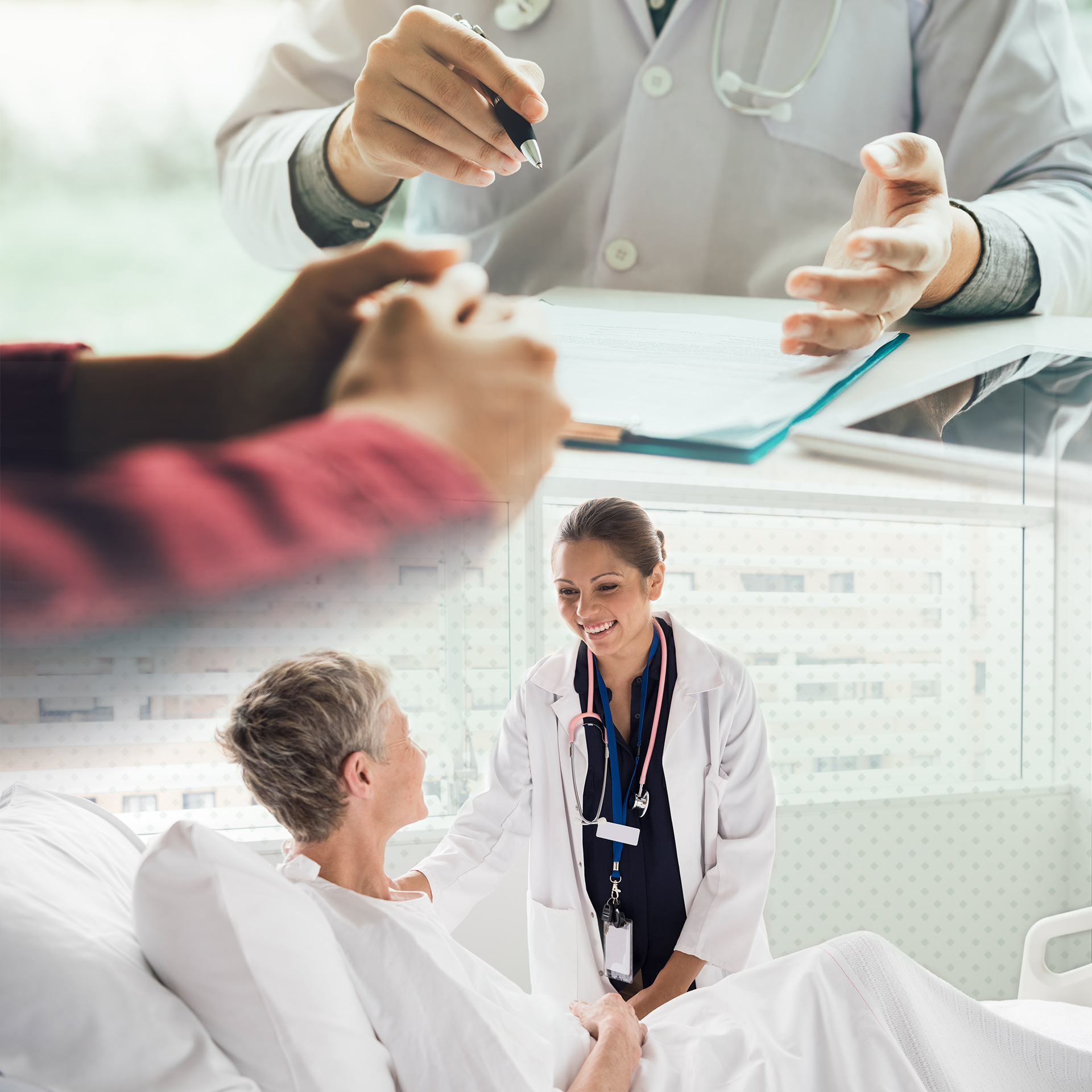 Inpatient vs. Outpatient: Comparing Two Types of Patient Care Square