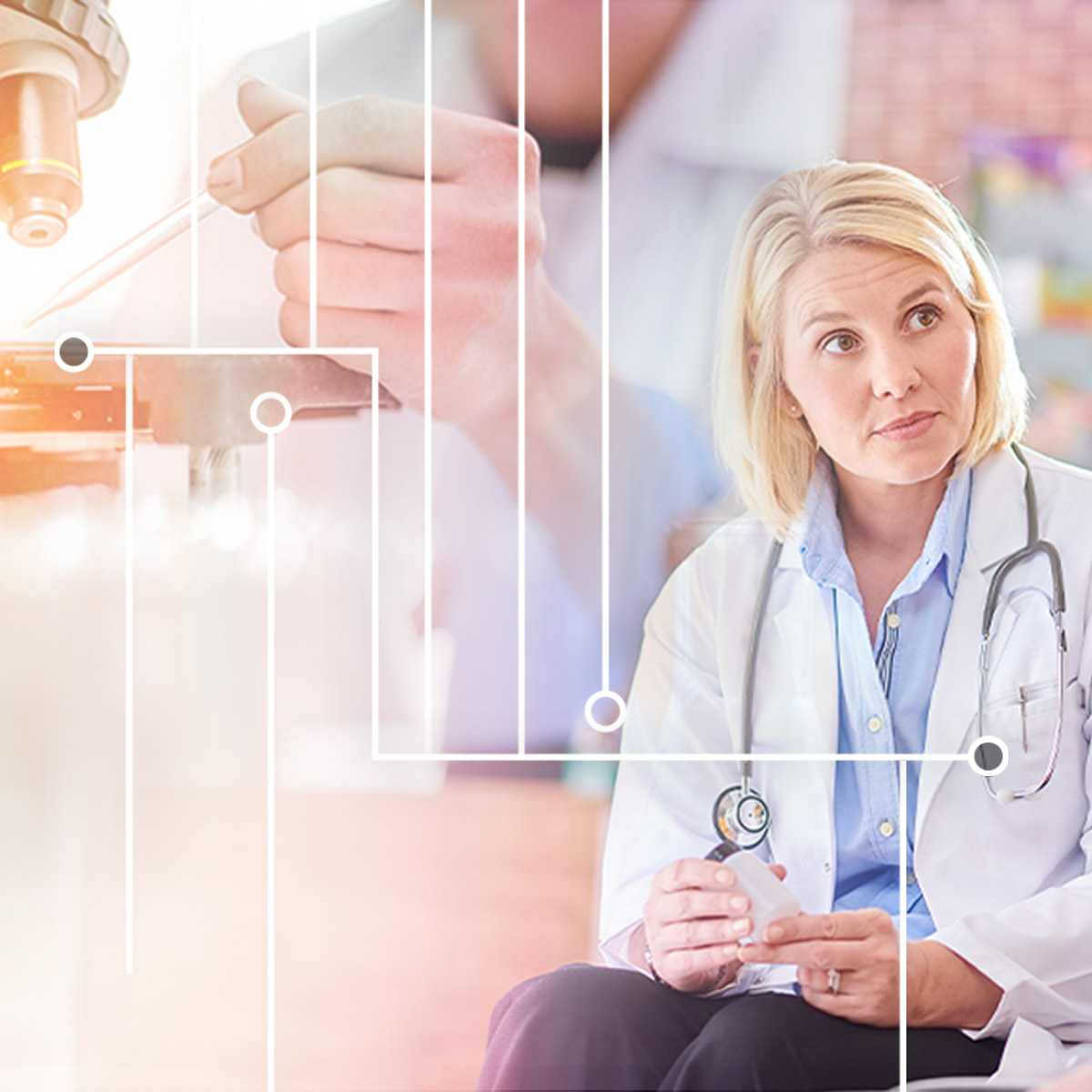 Behind the Scenes Health Care: 10 Non-Clinical Physician Jobs Square