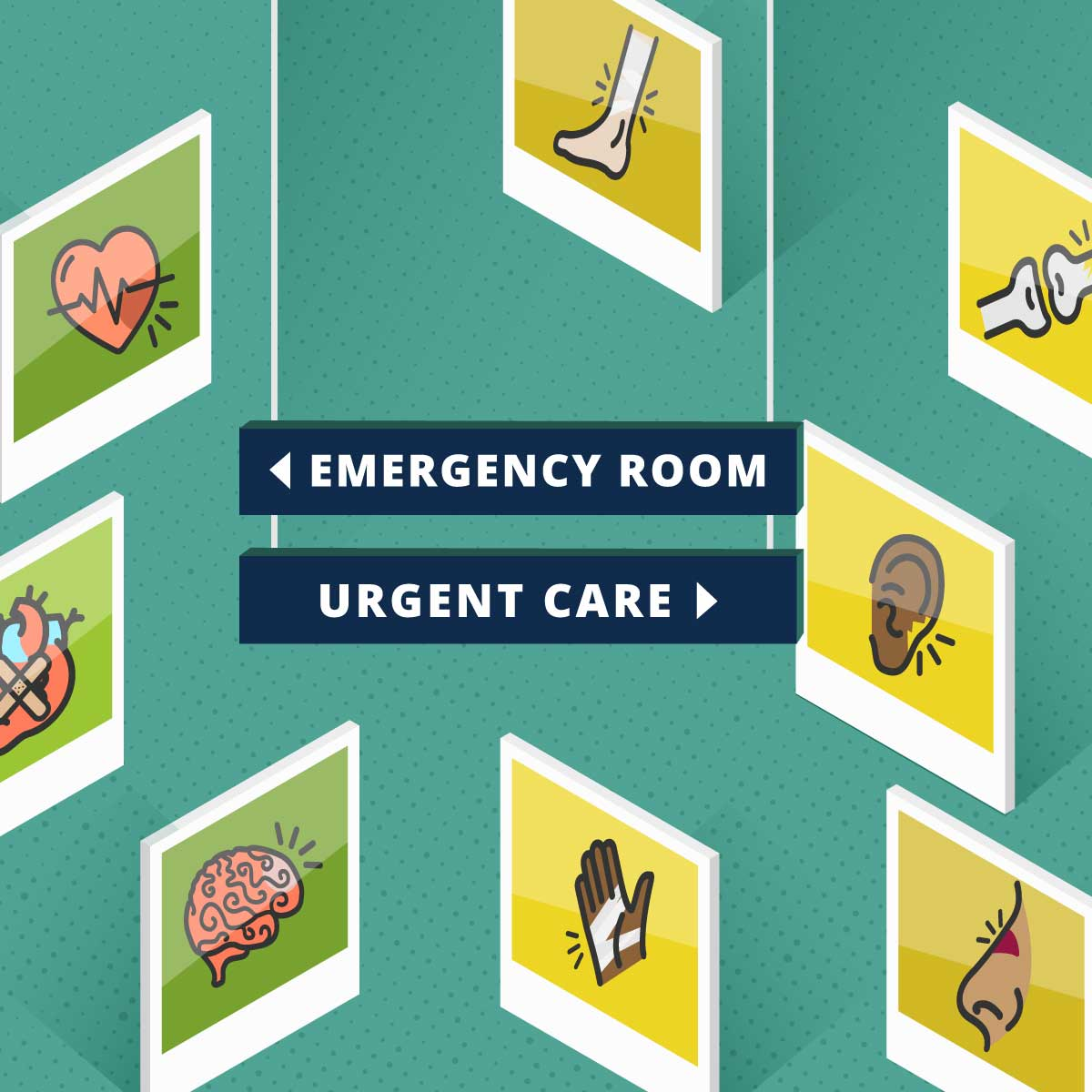 Urgent Care vs. ER: What's the Difference and Where Should You Go? Square